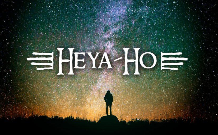 Новый альбом «Heya-Ho» (ethno, folk, rock) готов!